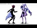 【MMD ll FNAF】Girls Got To Go