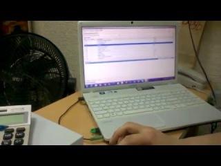 Весы с интерфейсом USB  для 1С (Штрих Слим и бесплатный драйвер)