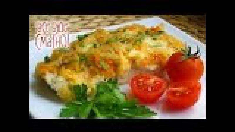 Запеченный минтай с овощами — Все буде смачно. Выпуск от 10.04.16