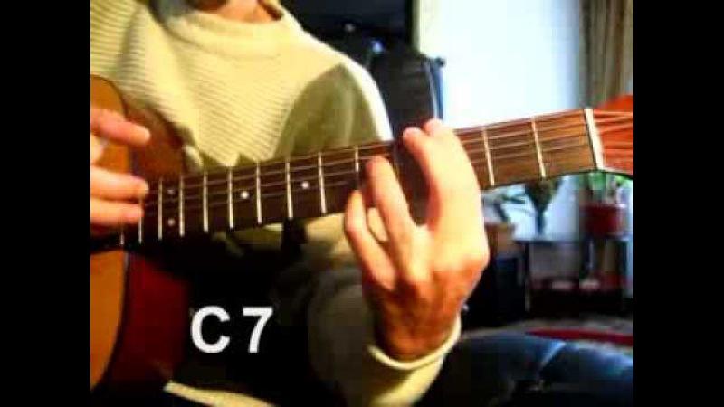 Песня Яшки цыгана Спрячь за высоким забором Тональность Em Песни под гитару