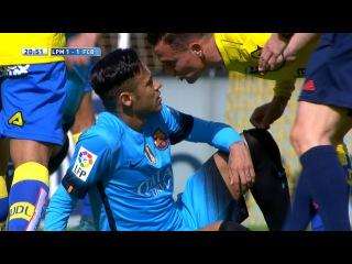 Neymar vs Las Palmas Away HD 1080i (20/02/2016) by MNcomps