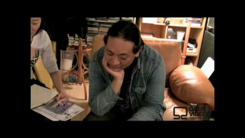 Hidenori Maezawa hears vertexguy play Contra Jungle Jam
