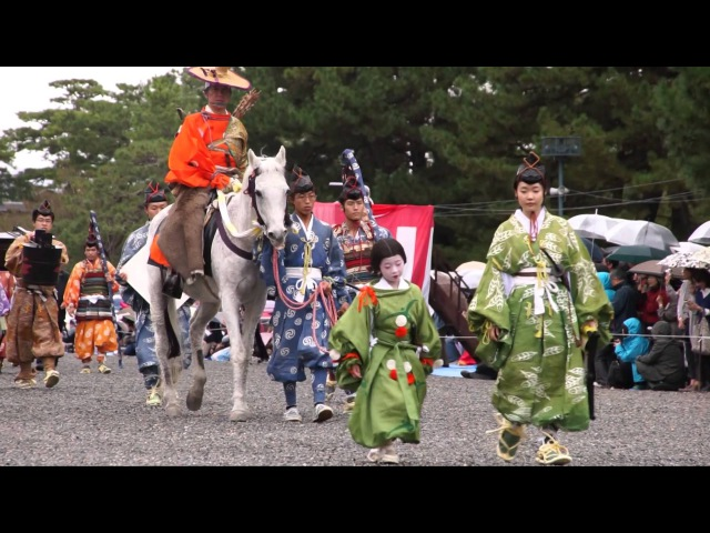 時代祭 Jidai Matsuri Festival October 2014