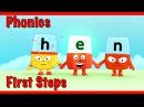 Alphablocks - Word Magic H-E-N (Red Level Step 5)