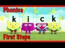 Alphablocks - Word Magic K-I-C-K (Red Level Step3)