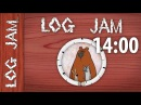 Funny cartoons    Log Jam series (long version)    14 minutes