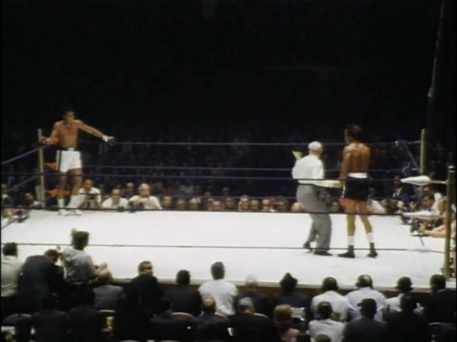 Muhammad Ali vs Cleveland Williams