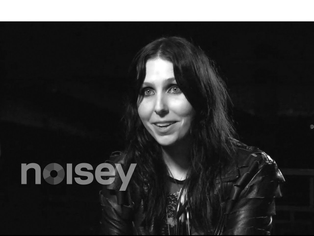 What Do You Think of When You Think of Goth Noisey Meets Chelsea Wolfe