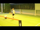 Movement Drills for young tennis players