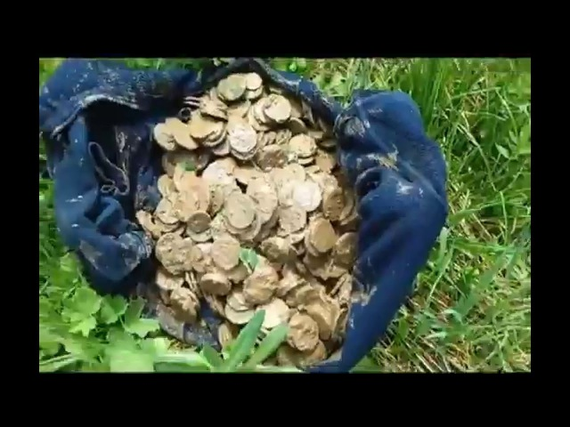 Клады подборка Клад Монеты buried treasure