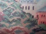 Видеообзор по тканям для вышивания бисером от ТМ Велисса. Вышивка. Новинки вышивки.