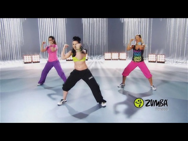 Zumba Fitness - Target Zones - Abs and Legs