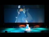Cheshire Fox, Kurama (Москва) - Neko no Ongaeshi - Всероссийский конкурс косплея J-FEST 2016