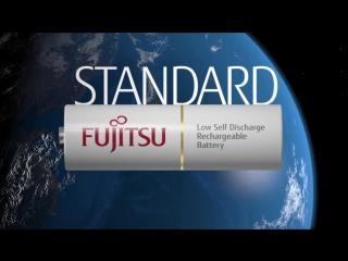 Fujitsu LSD-NiMH Аккумуляторы (FDK Corporation)