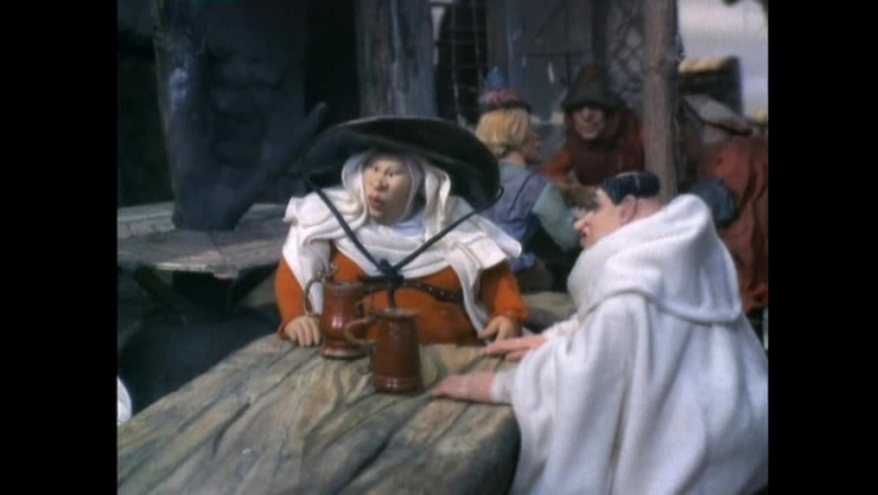 Кентерберийские рассказы (3 части) - The Canterbury tales (Лицензия)