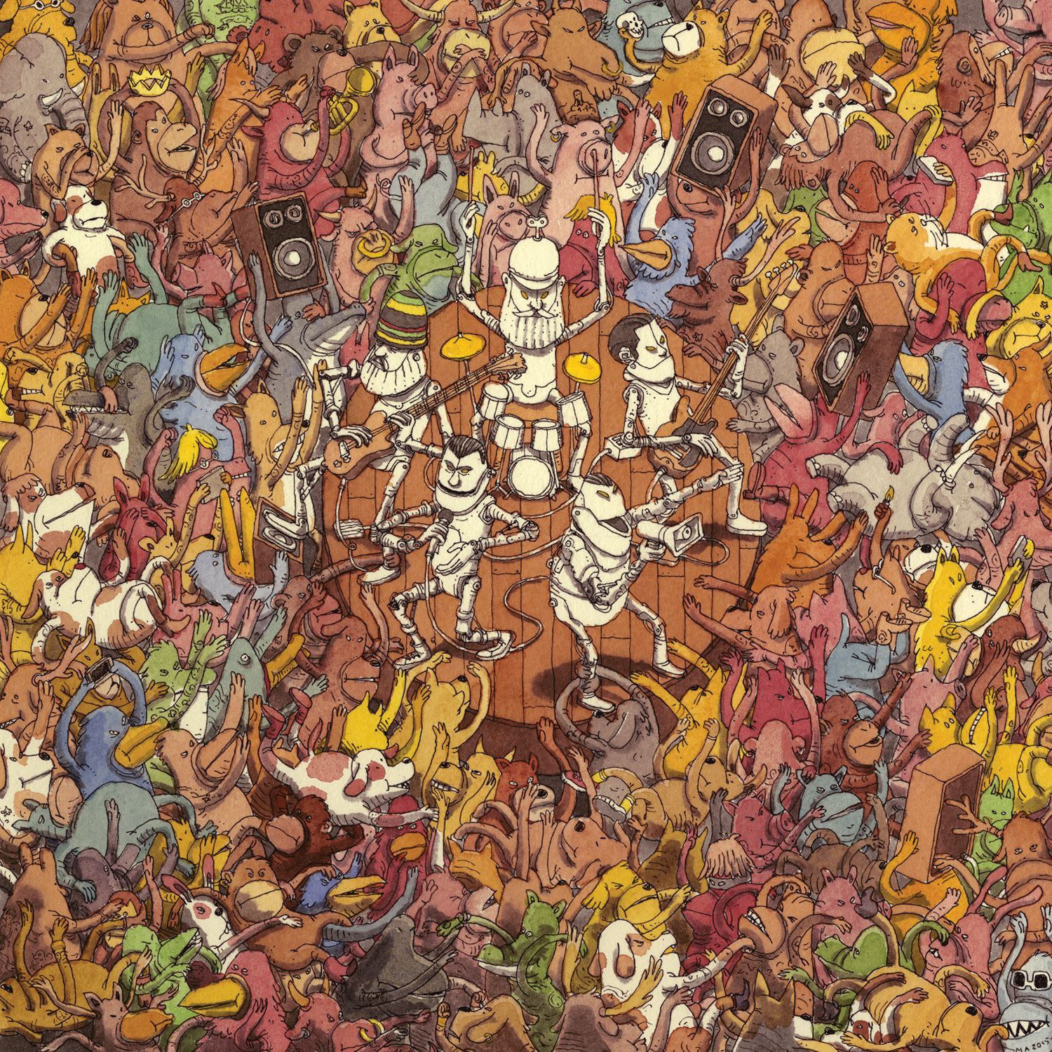 Dance Gavin Dance - Carl Barker [single] (2016)