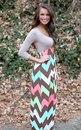 Chevron Dresses For Women