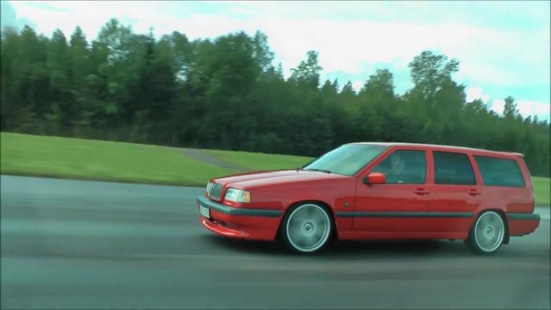 Volvo S40 Autotech 420hp vs Volvo 855R 520hp