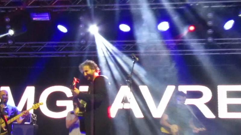 Мгзавреби - Mgeli Chven Ras Dagvaklebs (отрывок 1), 16.04, Екатеринбург, Tele-Club