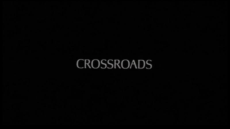 «Crossroads» (1986) Columbia Pictures / Walter Hill [VHS] Ярослава Турылёва (© ВПТО «Видеофильм»)