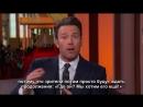 (Рус саб.) Джимми Киммел против Бэтмена и Супермена+сцена в студии (переведено субтитрами)
