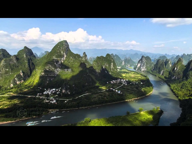 CHINA IN MOTION 1 - Timelapse. 韵动中国1 - 全国联合拍摄延时摄影
