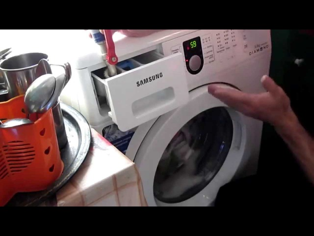 Семья Бровченко. Как использовать стиральную машинку-автомат без водопровода в доме (деревне).