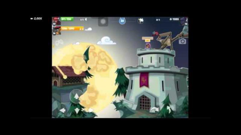 Прохождение босса Темный Рыцарь Вормикс iOS