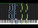 Europa - Globus Piano Tutorial Synthesia