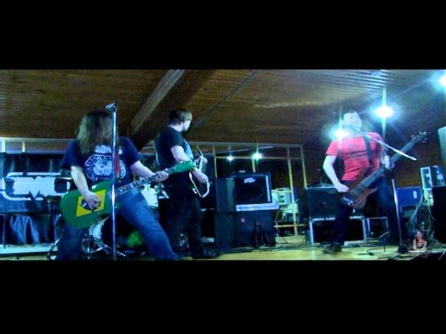SavoyaR – I Hate You [SlayerVerbal Abuse cover] (Live shale club 21.02.2015 )