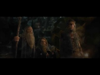 Thorin's funeral alternate - Gandalf's speech
