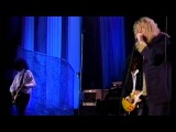 Led Zeppelin and Aerosmith - Bring It On Home - Rare Rock n Roll Hall Of Fame Performance - HD