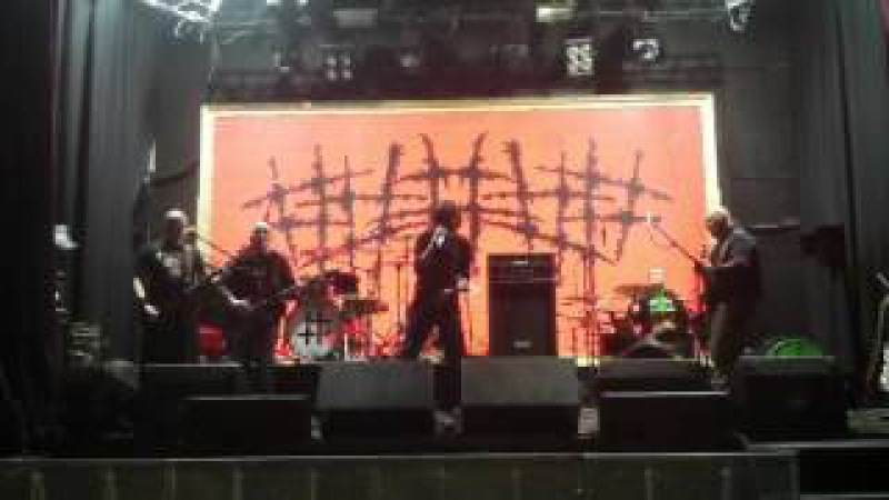 Hostile Breed Reunion soundcheck. Presenting Krank Revolution 31.10.15