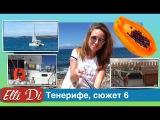 Шок! Экскурсия по яхте! Путешествие на Тенерифе ч.6. Lipari 41. Яхты, Канары, катамаран.