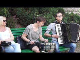 Флэшмоб фестиваля музыкальной импровизации