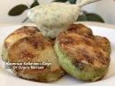 Как Вкусно Пожарить Кабачки Соус | Fried Zucchini Souсe, English Subtitles