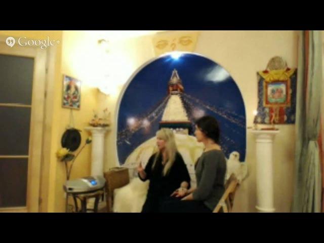 веб-передача МедиУм : Обучение целительству
