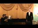 Vasily Khoroshev (countertenor) - Ratmir's aria from Ruslan and Ludmila. альт (Glinka)