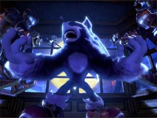 Sonic Unleashed Night of the Werehog Short Film