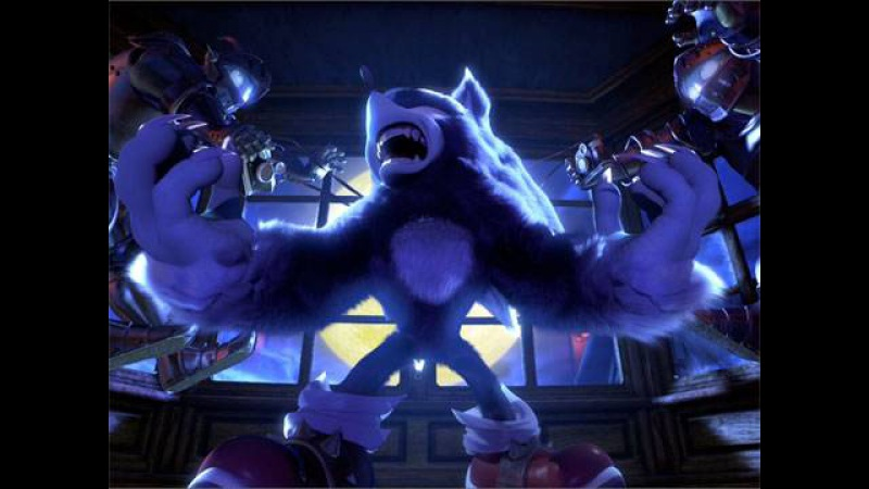 Sonic Unleashed Night of the Werehog Short Film
