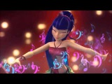Winx club Musa all transformations up to Tynix