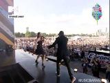 Arash ft helena live show at mascow