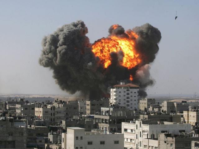 Syria - Syrian Civil War 2014