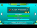 Geometry Dash - Level 17Blast Processing All Coins