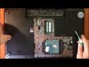 Как разобрать Ноутбук HP Pavilion g7