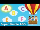 The Super Simple Alphabet Song (Uppercase) Super Simple ABCs