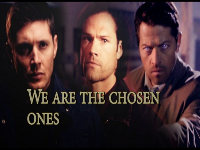 Team Free Will - We Are The Chosen Ones (Callab With Angel Dove)
