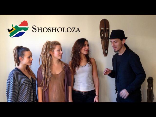 Manu (Tryo) L.E.J — Shosholoza (Tribute to Nelson Mandela)