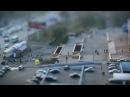 Оренбург в миниатюре / Tilt shift Orenburg