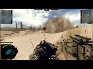 Armored Warfare Fox обзор фокса в проект армата
